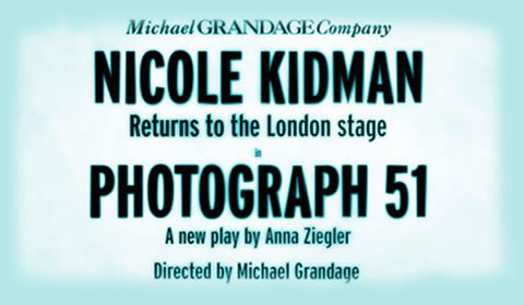 Photograph 51 at Noel Coward Theatre tickets