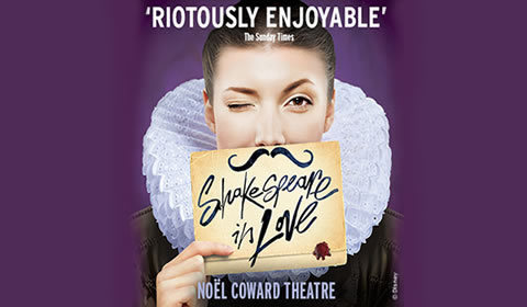 Shakespeare in Love at Noel Coward Theatre tickets