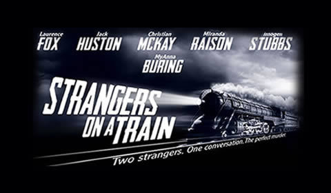 Strangers on a Train at Gielgud Theatre tickets