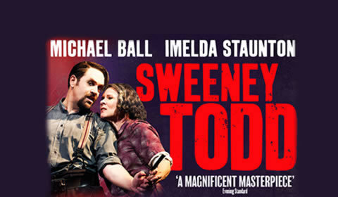 Sweeney Todd at Adelphi Theatre tickets
