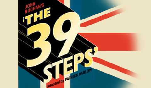 The 39 Steps at Criterion Theatre tickets