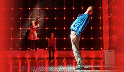 The Curious Incident of the Dog in the Night-Time at Apollo Theatre tickets