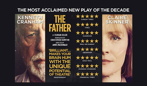 The Father at Wyndham's Theatre tickets