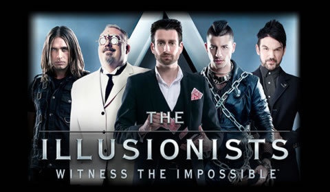 The Illusionists at Shaftesbury Theatre tickets