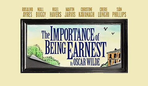 The Importance of Being Earnest at Vaudeville Theatre tickets