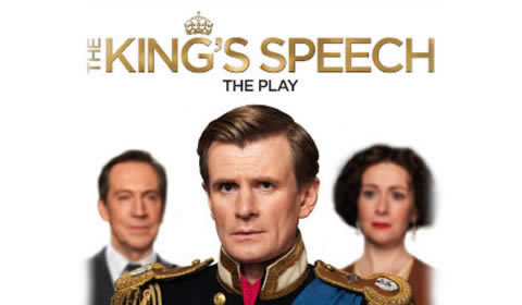 The King's Speech at Wyndham's Theatre tickets