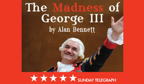 The Madness Of George III at Apollo Theatre tickets