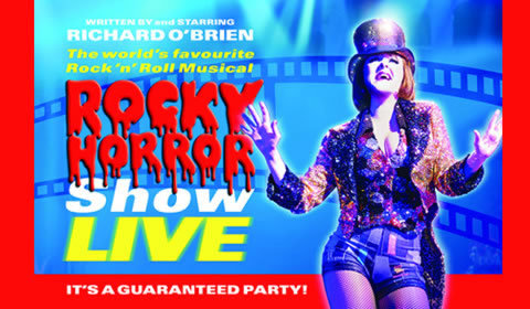 The Rocky Horror Show at Playhouse Theatre tickets