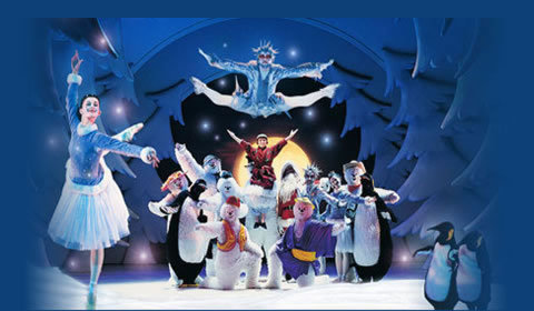 The Snowman at Peacock Theatre tickets