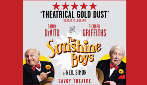 The Sunshine Boys at Savoy Theatre tickets