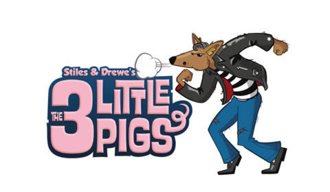 The Three Little Pigs at Palace Theatre tickets