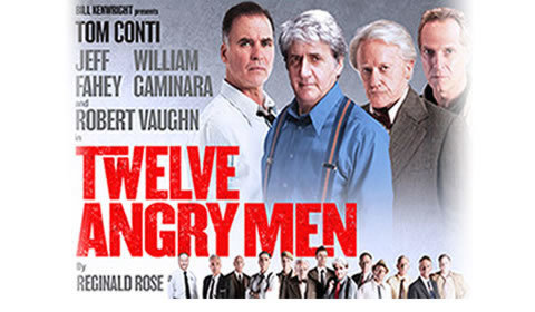 Twelve Angry Men at Garrick Theatre tickets