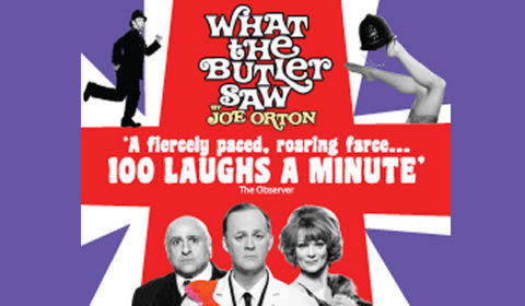What The Butler Saw at Vaudeville Theatre tickets
