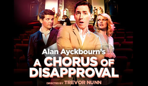 A Chorus of Disapproval at Harold Pinter Theatre tickets