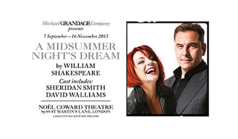 A Midsummer Night's Dream at Noel Coward Theatre tickets