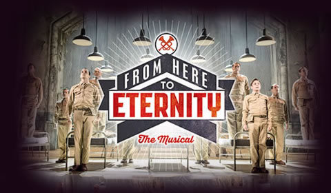 From Here To Eternity at Shaftesbury Theatre tickets