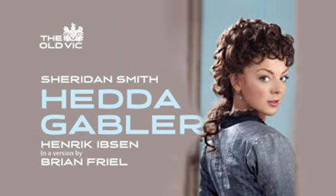 Hedda Gabler at Old Vic Theatre tickets