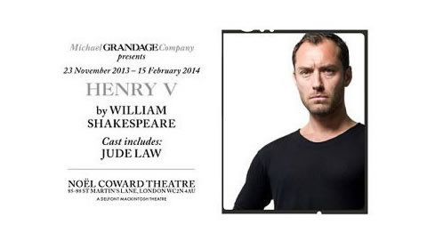 Henry V at Noel Coward Theatre tickets