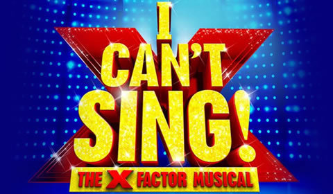 I Can't Sing the X Factor Musical at London Palladium tickets