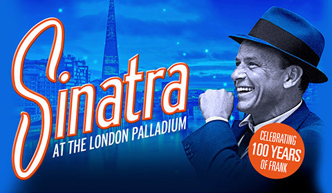 Sinatra at London Palladium tickets