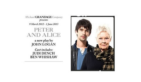 Peter and Alice at Noel Coward Theatre tickets