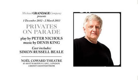 Privates On Parade at Noel Coward Theatre tickets