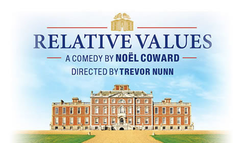 Relative Values at Harold Pinter Theatre tickets