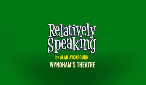 Relatively Speaking at Wyndham's Theatre tickets