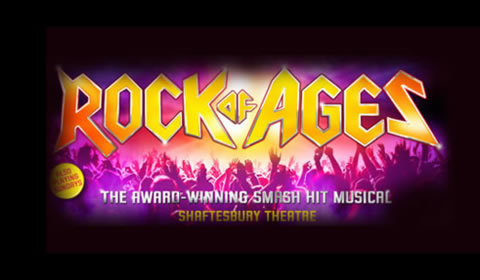 Rock of Ages at Garrick Theatre tickets