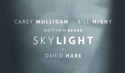 Skylight at Wyndham's Theatre tickets