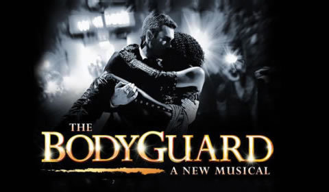 The Bodyguard at Adelphi Theatre tickets