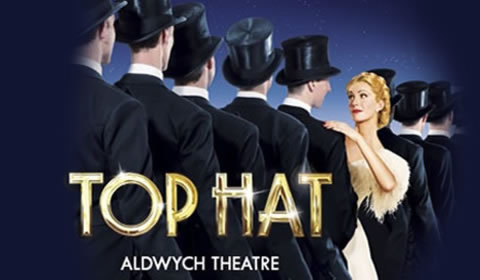 Top Hat at Aldwych Theatre tickets