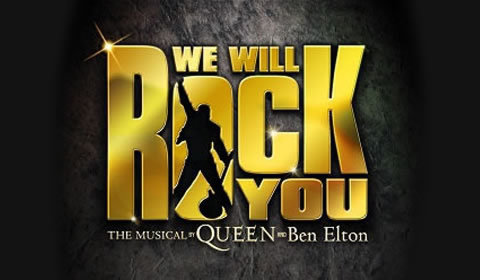 We Will Rock You at Dominion Theatre tickets