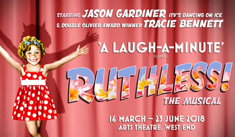 Ruthless! The Musical at Arts Theatre tickets