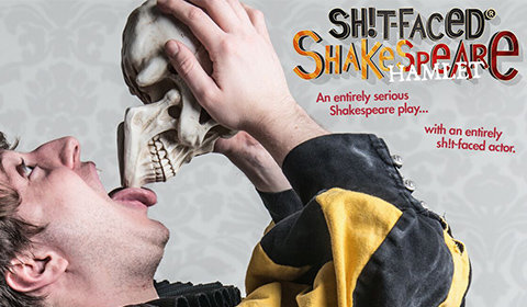 Shit-Faced Shakespeare: Hamlet at Leicester Square Theatre tickets