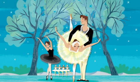My First Ballet: Swan Lake at Peacock Theatre tickets