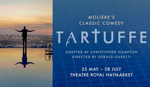 Tartuffe at Theatre Royal Haymarket tickets
