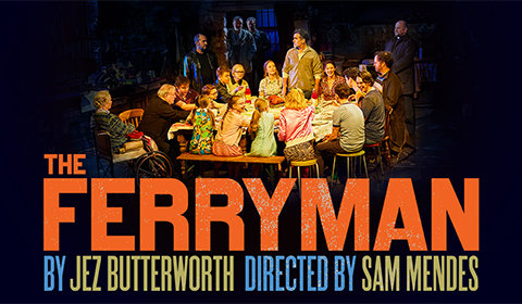 The Ferryman at Bernard B. Jacobs Theatre tickets