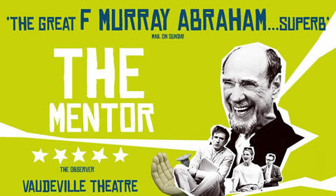The Mentor at Vaudeville Theatre tickets