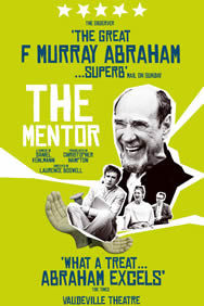 The Mentor on Stage at the Vaudeville Theatre in London