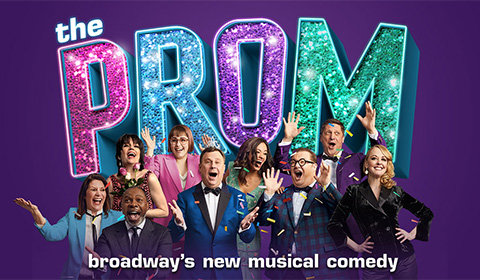 The Prom at Longacre Theatre tickets