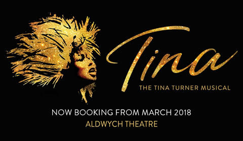 Tina: The Tina Turner Musical at Aldwych Theatre tickets