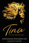 Tina: The Tina Turner Musical Logo