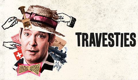 Travesties at American Airlines Theatre tickets