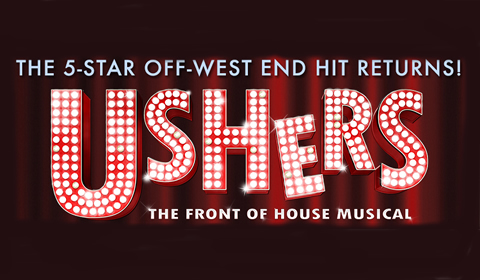 Ushers: The Front of House Musical at Arts Theatre tickets