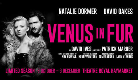 Venus in Fur at Theatre Royal Haymarket tickets