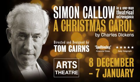 A Christmas Carol at Arts Theatre tickets