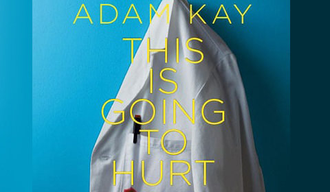 Adam Kay - This Is Going To Hurt at Garrick Theatre tickets