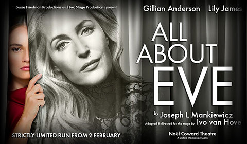 All About Eve at Noel Coward Theatre tickets