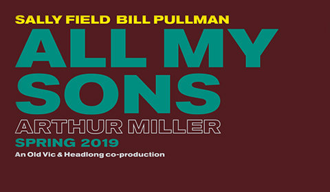 All My Sons at Old Vic Theatre tickets